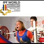 Women SJr/Jr, 43-57 kg – World Sub-Junior, Junior & Masters Equipped Powerlifting Championships 2021