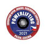 European Open, Junior, Subjunior Equipped Powerlifting Championships 2021 in Pilsen, Czechia